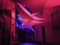 Installation textile aérienne 5