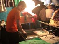Atelier de sérigraphie mobile 4