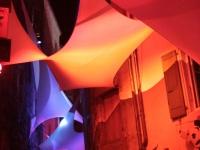 Installation textile aérienne 28