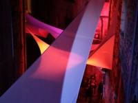 Installation textile aérienne 29